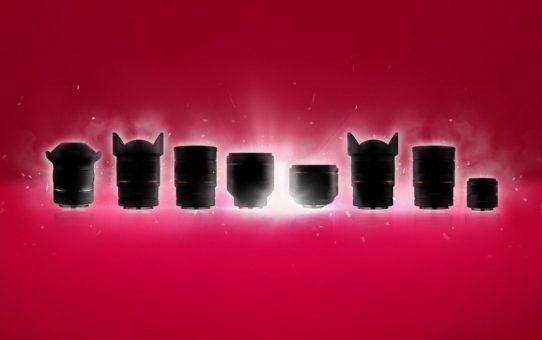 8 New Lenses from Samyang!